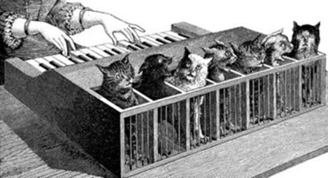 Katzenclavier