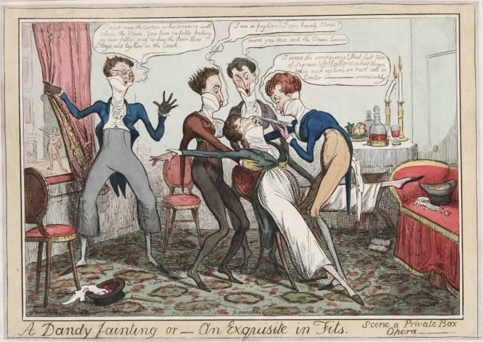 dandy-fainting