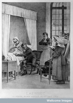 Laennec Stethoscope