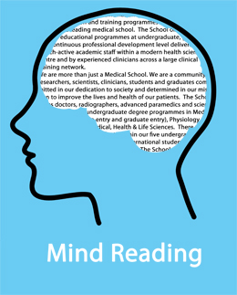 Conference – Mind Reading: The Role of Narrative in Mental Health