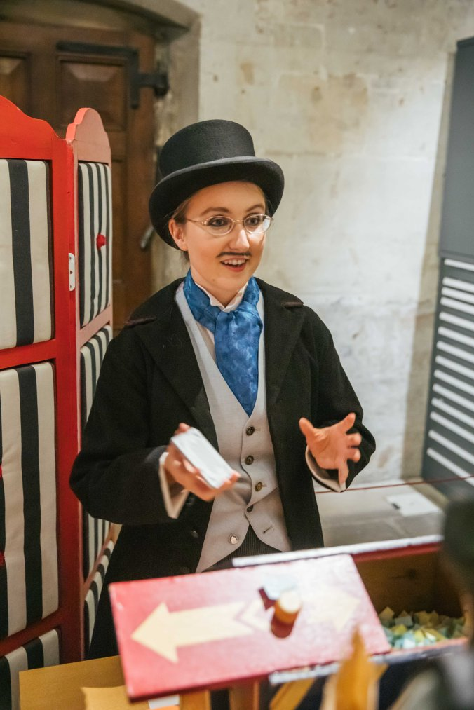 Victorian Speed Event at Museum of the History of Science by Ian Wallman